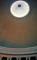 Thomas Jefferson: The Rotunda--Ocula.  Photo '85.