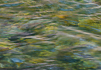 A close up abstract look at water flowing down the Tobacco River in Montana , limited edition, collector art, limited edition prints , limited edition, limited edition print, collector art