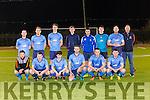 Dingle Bay Rovers at Denny Premier A at Mounthawk Park on Thursday Dingle Bay Rovers  v  Fenit Samphires