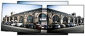 Warsaw 04.2009 Poland<br /> View of the old buliding where boxing section of Gwardia Warszawa ( Warsaw Guard ) has its seat.<br /> Since the early 50' ties &quot;Gwardia&quot; has been famous for bringing up world boxing champions. The famed sports hall located by pl. Zelaznej Bramy in Warsaw witnessed trainings of Jerzy Kulej, the Skrzeczowie brothers, last Polish olympic champion Jerzy Rybicki or its most recent star Krzysztof &quot;Diablo&quot; Wlodarczyk. The club prides of numerous sport achievements, among others, 15 olympic medals (6 gold), over 60 medals from European and World Championships and over 100 from Championships of Poland.<br /> Today, only three small training halls remain from the former times of glory.<br /> One of the most famous in Polish history boxing section of Warsaw's &quot;Gwardia&quot; awaits its liquidation. This &quot;Mecca&quot; of Polish boxing is to be replaced by a huge supermarket,  decisions imposed by Warsaw authorities.<br /> ( Photo: Adam Lach / Napo Images )<br /> <br /> Widok na budynek gdzie sekcja bokserska Gwardii Warszawa ma swoja siedzibe.<br /> Juz od wczesnych lat 50. Gwardia slynela z wychowywania swiatowych mistrzow bokserskich. W hali przy pl. Zelaznej Bramy trenowali Jerzy Kulej, bracia Skrzeczowie, ostatni polski mistrz olimpijski w boksie Jerzy Rybicki czy obecna gwiazda ringu Krzysztof &quot;Diablo&quot; Wlodarczyk. Klub moze poszczycic sie wieloma osiagnieciami sportowymi, do kt&oacute;rych przede wszystkim zaliczyc nalezy: 15 medali olimpijskich (w tym 6 zlotych), ponad 60 medali Mistrzostw Swiata i Europy i ponad 1000 medali Mistrzostw Polski. Teraz z dawnej swietnosci pozostaly zaledwie trzy male salki. Jedna z najslyniejszych w historii Polski sekcja bokserska Gwardii Warszawa ma byc zlikwidowana. Decyzja wladz Warszawy, te swego rodzaju mekke polskiego boksu ma zastapic wielki market<br /> (Fot Adam Lach / Napo Images )