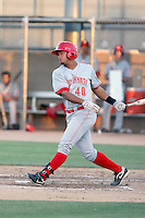 Danny Vicioso - AZL Reds - 2010 Arizona League. Photo by:  Bill Mitchell/Four Seam Images..