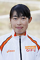 Moe Kaifuchi (JPN), APRIL 15, 2012 - Canoeing : Moe Kaifuchi of japan had a press interview during the 2012 Canoeing NHK Cup slalom Competitions, Women's Kayak Single race at Ida River, Toyama, Japan. (Photo by Yusuke Nakanishi/AFLO SPORT) [1090]