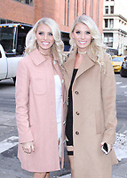 NEW YORK, NY March 21, 2017   Emily Ferguson, Haley Ferguson at AOL BUILD  to talk about Twins: Happily Ever After?  in New York March 21, 2017. Credit:RW/MediaPunch