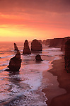 Twelve Apostles, Port Campbell National Park, Victoria, Australia. <br />