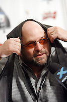 3 March 2007: Celebrity actor Jason Alexander arrives at the World Poker Tour Invitational for the fifth annual tournament at the Commerce Casino in Los Angeles, CA.