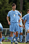 06 September 2009: UNC's Stephen McCarthy. The University of North Carolina Tar Heels defeated the Evansville University Purple Aces 4-0 at Fetzer Field in Chapel Hill, North Carolina in an NCAA Division I Men's college soccer game.