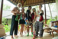Christmas Day 2015.<br /> Keliki, Bali
