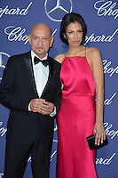 Actor Sir Ben Kingsley &amp; wife actress Daniela Lavender at the 2017 Palm Springs Film Festival Awards Gala. January 2, 2017<br /> Picture: Paul Smith/Featureflash/SilverHub 0208 004 5359/ 07711 972644 Editors@silverhubmedia.com
