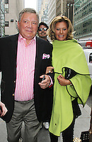 OCT 21 William Shatner at NBC's Today Show