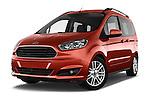 Ford Tourneo Courier Titanium Minimpv 2015
