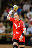 Anne Jochin (TSV) am Ball