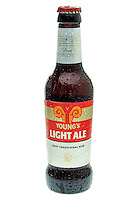 Bottle of Young's Light Ale Ale - Nov 2013.