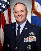 Official portrait of General Mark A. Welsh III, Chief of Staff of the United States Air Force, Washington, D.C. As Chief, he serves as the senior uniformed Air Force officer responsible for the organization, training and equipping of 690,000 active-duty, Guard, Reserve and civilian forces serving in the United States and overseas. As a member of the Joint Chiefs of Staff, he and other service chiefs function as military advisers to the Secretary of Defense, National Security Council and the President.<br /> Mandatory Credit: Scott M. Ash / DoD via CNP