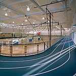 Bernard Johnson Student Recreational Facility