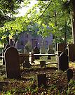 Burying Ground.Old York Village, Maine