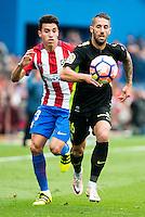 ATLETICO DE MADRID v SPORTING DE GIJON. La Liga Santander.