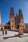 Parish Church, Dolores Hidalgo, Guanajuato, Mexico