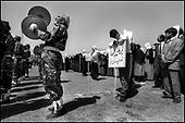 Kabul, August - September 2002, Afghanistan<br /> After 23 years of constant war Afghanistan tries to stand on its feet. There is a feeling of relative peace in the country. Life slowly returns to normal for the civilian population. Celebration of the 83rd anniversary of regaining independence.<br /> (Photo by Filip Cwik / Newsweek Polska / Napo Images)<br /> <br /> PICTURE TAKEN ON NEGATIVES<br /> <br /> Kabul sierpien - wrzesien 2002 Afganistan.<br /> Po 23 latach nieustajacych wojen Afganistan probuje stanac na nogi. W kraju panuje wzgledny pokoj. Ludnosc cywilna powoli wraca do normalnego zycia. Uroczystosci z okazji 83 rocznicy odzyskania niepodleglosci.<br /> (fot. Filip Cwik / Newsweek Polska / Napo Images)