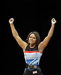 30/07/2012 - 58kg Womens Weightlifting - eXcel Arena - London