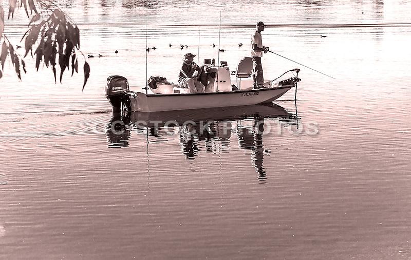 Fishing on lake murray in san diego california socal for Fishing lakes in san diego