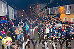 3-2-1 Happy New Year from the New Years Eve Street Party in Waterville.