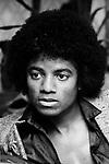 Michael Jackson 1978 The Jacksons.© Chris Walter.