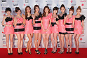 Girls' Generation, June 25, 2011 : MTV VIDEO MUSIC AID JAPAN 2011 ..at Makuhari messe in Chiba, Japan. ..(Photo by Yusuke Nakanishi/AFLO) [1090]