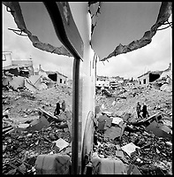 GROUND - A book on the last 10 years of Palestinian conflict.