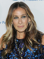 NEW YORK, NY - OCTOBER 13: Sarah Jessica Parker attends the 2016 Friends of Hudson River Park Gala at Hudson River Park's Pier 62 on October 13, 2016 in New York City. Photo by John Palmer/MediaPunch