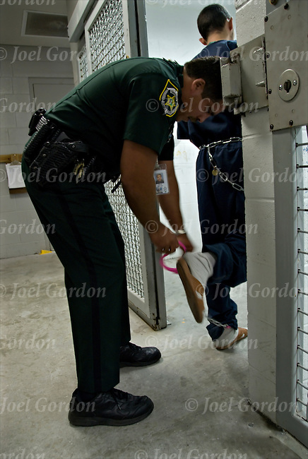 juvenile corrections officer