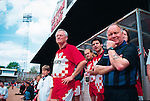 Barry Hearn, c1995. Leyon Orient Chairman. (Exact date tbc). Photo by Tony Davis