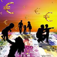 Bilancio sociale delle famiglie. Social report of family....