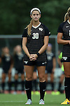 04 September 2015: Wake Forest's Sarah Medina. The Wake Forest University Demon Deacons played the William & Mary University Tribe at Dail Soccer Field in Raleigh, NC in a 2015 NCAA Division I Women's Soccer game. The game ended in a 1-1 tie.