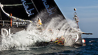 UAE. 4th January 2012. Volvo Ocean Race, Leg 2, arrival into Abu Dhabi. Abu Dhabi Ocean Racing.