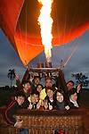 20100825 August 25 Gold Coast Hot air Ballooning