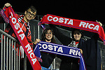 24 October 2014: Costa Rica fans. The United States Women's National Team played the Mexico Women's National Team at PPL Park in Chester, Pennsylvania in a 2014 CONCACAF Women's Championship semifinal game, which serves as a qualifying tournament for the 2015 FIFA Women's World Cup in Canada. The United States won the game 3-0. With the victory the U.S. advanced to the championship game and qualified for next year's Women's World Cup.