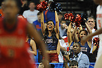 Ole Miss Rebellettes vs. Florida in the SEC championship game at Bridgestone Arena in Nashville, Tenn. on Sunday, March 17, 2013.
