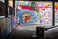 "04.08.2014 - ""R.I.P. King Robbo"" - Leake St Tunnel Tribute"