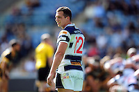 Pete Lucock of Yorkshire Carnegie looks on. Pre-season friendly match, between Wasps and Yorkshire Carnegie on August 21, 2016 at the Ricoh Arena in Coventry, England. Photo by: Patrick Khachfe / JMP