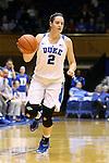 14 December 2015: Duke's Haley Gorecki. The Duke University Blue Devils hosted the University of Massachusetts Minutewomen at Cameron Indoor Stadium in Durham, North Carolina in a 2015-16 NCAA Division I Women's Basketball game. Duke won the game 70-46.