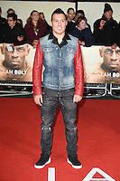 LONDON, UK. November 28, 2016: Santi Cazorla at the &quot;I Am Bolt&quot; World Premiere at the Odeon Leicester Square, London.<br /> Picture: Steve Vas/Featureflash/SilverHub 0208 004 5359/ 07711 972644 Editors@silverhubmedia.com