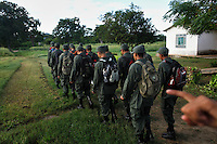 Young men training to be Bolivian Navy officers train and go about daily life in Puerto Suarez on the Tamengo River. Bolivia lost what is now northern Chile in a war over nitrates leaving Bolivia without access to the ocean.