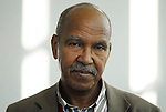 Nuruddin Farah, Somalian writer.
