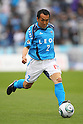 Masayyuki Yanagisawa (Yokohama FC), April 23rd, 2011 - Football : 2011 J.LEAGUE Division 2, 8th Sec match between Yokohama FC 1-3 Sagan Tosu at NHK Spring Mitsuzawa Football Stadium, Kanagawa, Japan. (Photo by Daiju Kitamura/AFLO SPORT) [1045].
