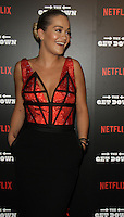 NEW YORK, NY-August 11: Rita Ora at NETFLIX presents the New York premiere of The Get Down at Lehman Center for the Performing Arts in Bronx .NY. August 11, 2016. Credit:RW/MediaPunch