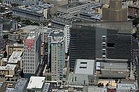 aerial photograph Federal Building San Francisco, California