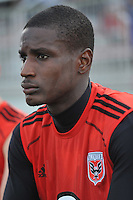 Bill Hamid (28) of D.C. United. D.C. United defeated the The New England Revolution 3-1 in the Quarterfinals of Lamar Hunt U.S. Open Cup, at the Maryland SoccerPlex, Tuesday June 26 , 2013.