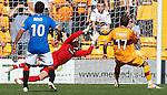120909 Motherwell v Rangers