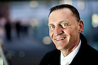 Alain Thielemans, IT Manager at the NMC construction company (Belgium, 05/12/2014)