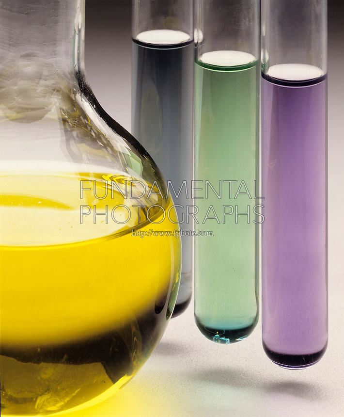 OXIDATION STATES OF VANADIUM - AMMONIUM VANADATE<br /> (NH4)VO4 Reduced With Zinc Amalgam<br /> Yellow acidified solution of (NH4)VO4, w/ vanadium in the +5 oxidation state, is reduced with zinc amalgam: (1) Blue aq. VO 2+, vanadium in +4 oxide. state, (2) Green aq. V 3+, vanadium in +3 oxide. state, (3) Violet aq. V 2+, vanadium in +2 oxide. state.
